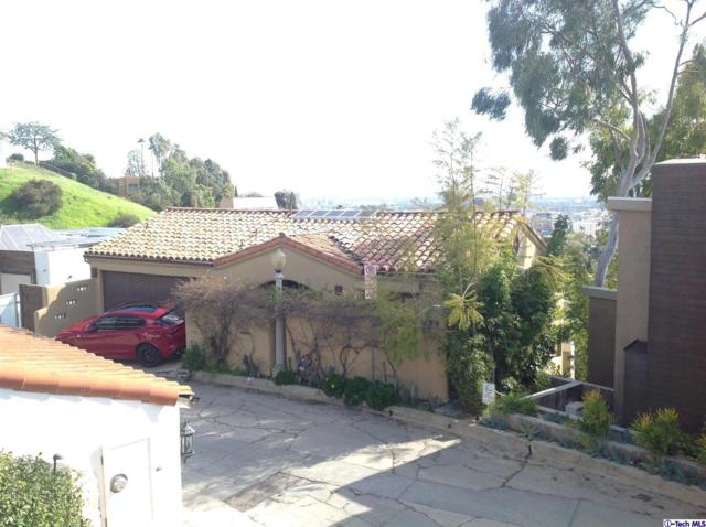 6324 Quebec Drive, Hollywood Hills, CA 90068 (#319002730) :: The Agency