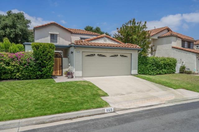 869 Congressional Road, Simi Valley, CA 93065 (#219008526) :: The Agency