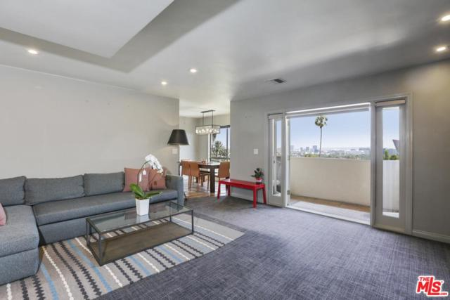 1023 Hancock Avenue #313, West Hollywood, CA 90069 (#19486274) :: Golden Palm Properties
