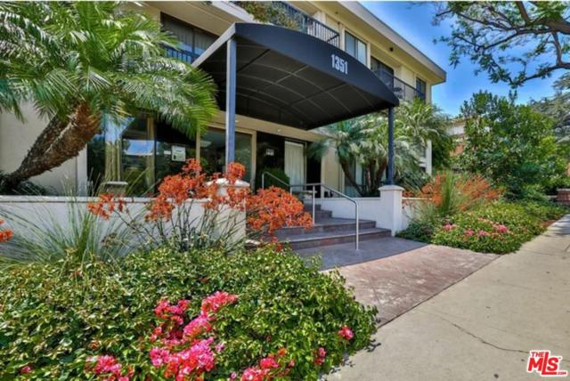 1351 N Crescent Heights #106, West Hollywood, CA 90046 (#19487032) :: The Agency