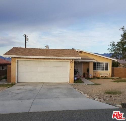 13485 Hidalgo Street, Desert Hot Springs, CA 92240 (#19487342) :: The Pratt Group