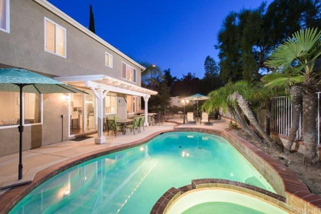 26003 Salinger Lane, Stevenson Ranch, CA 91381 (#SR19164010) :: Randy Plaice and Associates