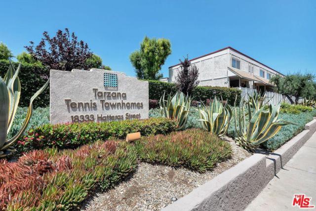 18333 Hatteras Street #124, Tarzana, CA 91356 (#19487278) :: Randy Plaice and Associates