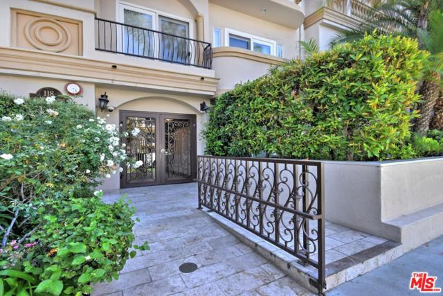 118 S Clark Drive #203, West Hollywood, CA 90048 (#19486124) :: Golden Palm Properties