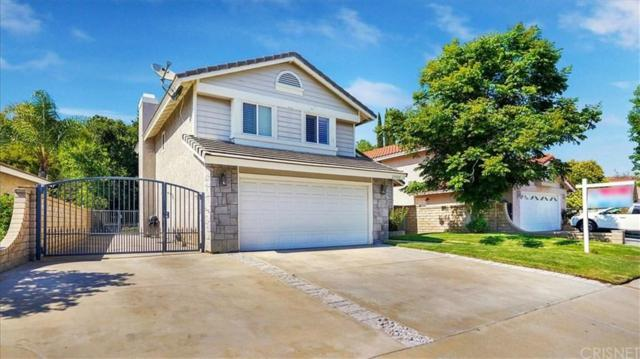 22505 Cardiff Drive, Saugus, CA 91350 (#SR19162968) :: Paris and Connor MacIvor