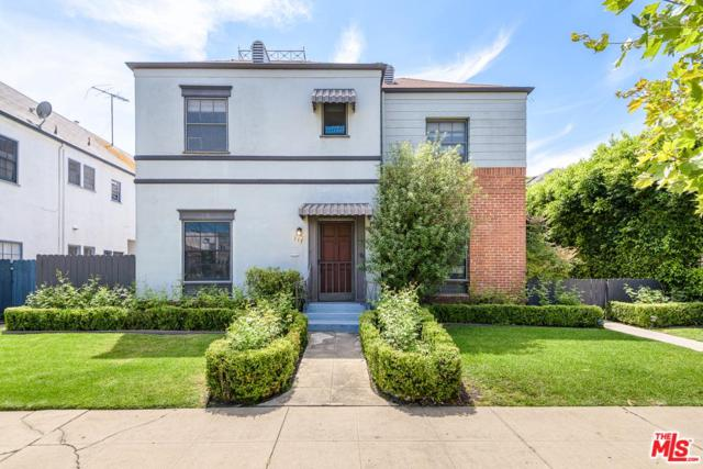 119 N Harper Avenue, Los Angeles (City), CA 90048 (#19487614) :: The Agency