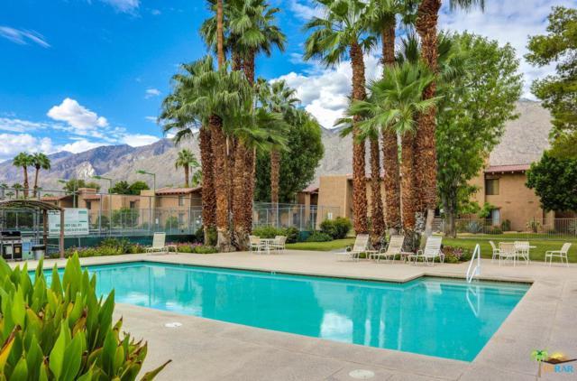 1050 E Ramon Road #18, Palm Springs, CA 92264 (#19486040PS) :: The Pratt Group