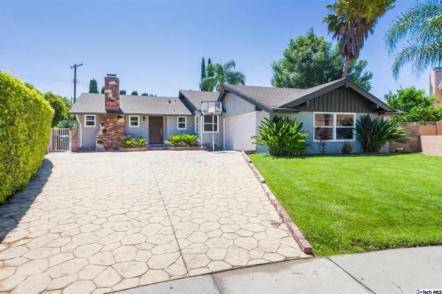 20648 Keswick Street, Winnetka, CA 91306 (#319002771) :: The Agency