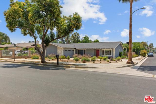 16912 Rayen Street, Northridge, CA 91343 (#19484394) :: Randy Plaice and Associates