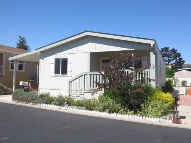 123 Navajo Way #57, Thousand Oaks, CA 91360 (#219008653) :: Paris and Connor MacIvor