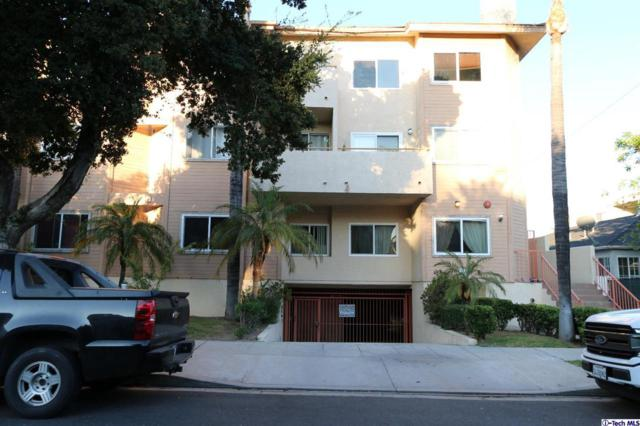 2310 N Fairview Street #105, Burbank, CA 91504 (#319002782) :: The Agency