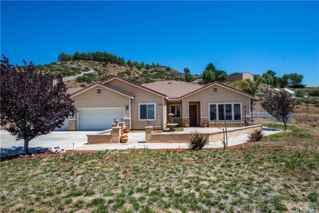 34008 Desert Road, Acton, CA 93510 (#SR19165360) :: The Agency