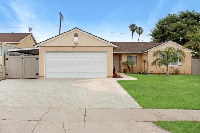 1328 Clay Avenue, Ventura, CA 93004 (#219008669) :: Paris and Connor MacIvor
