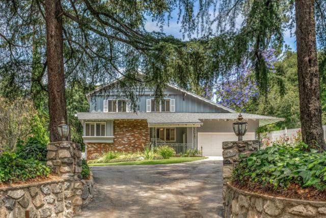 951 Vista Del Valle Road, La Canada Flintridge, CA 91011 (#819003264) :: Lydia Gable Realty Group