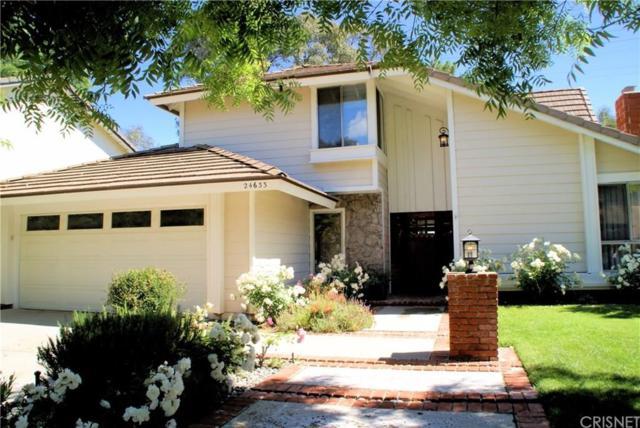 24633 Farrow Drive, Valencia, CA 91355 (#SR19163896) :: Randy Plaice and Associates