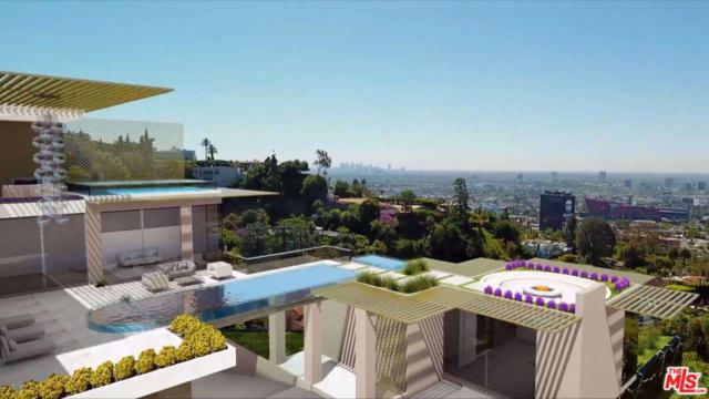 9301 Sierra Mar Drive, Los Angeles (City), CA 90069 (#19488300) :: TruLine Realty