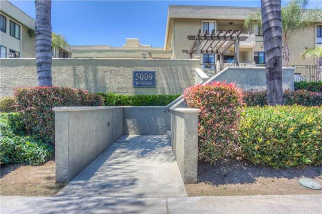 5009 Woodman Avenue #114, Sherman Oaks, CA 91423 (#SR19166217) :: Randy Plaice and Associates