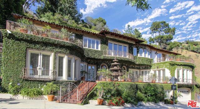 2636 La Cuesta Drive, Los Angeles (City), CA 90046 (#19487864) :: TruLine Realty
