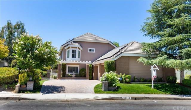 26445 Emerald Dove Drive, Valencia, CA 91355 (#SR19161363) :: Randy Plaice and Associates