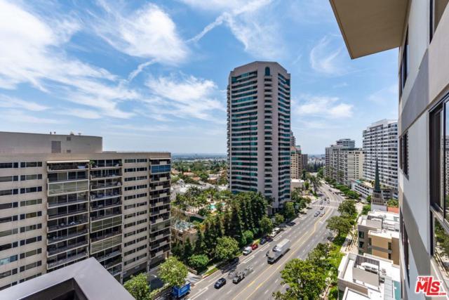 10445 Wilshire #1206, Los Angeles (City), CA 90024 (#19485670) :: Paris and Connor MacIvor