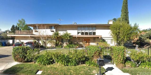 9801 Shoshone Avenue, Northridge, CA 91325 (#SR19166502) :: Randy Plaice and Associates
