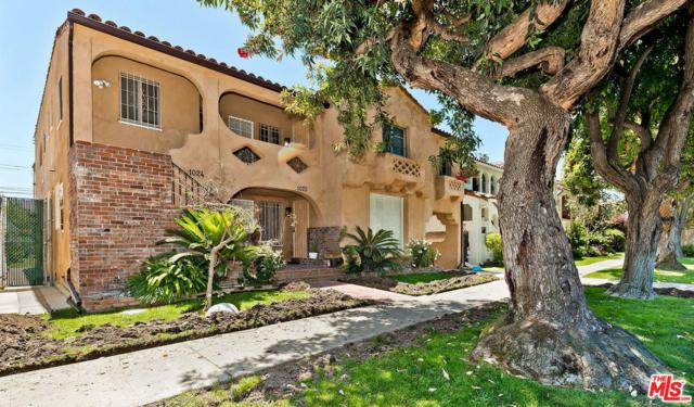 1022 S Crescent Heights, Los Angeles (City), CA 90035 (#19488448) :: The Agency