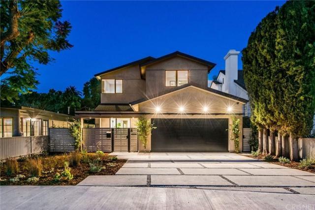 4224 Sunnyslope Avenue, Sherman Oaks, CA 91423 (#SR19165396) :: Randy Plaice and Associates