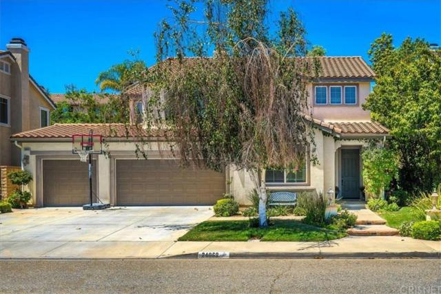 24069 Via Vista, Valencia, CA 91354 (#SR19167001) :: The Parsons Team
