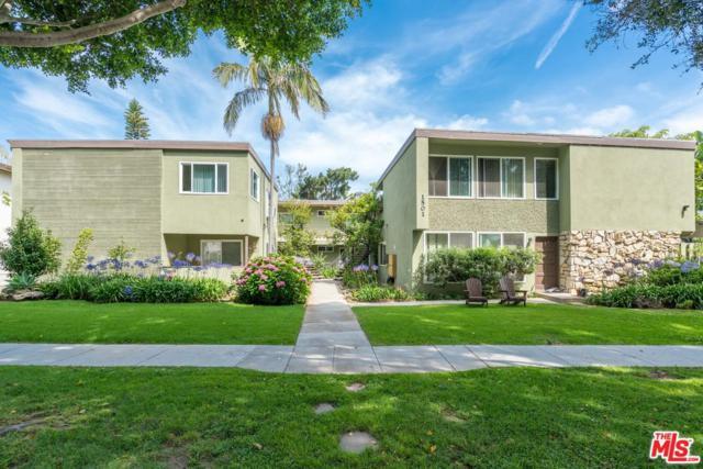 1501 Pearl Street #1, Santa Monica, CA 90405 (#19488730) :: The Parsons Team
