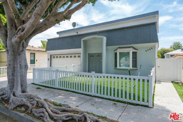 2026 Oak Street, Santa Monica, CA 90405 (#19488644) :: The Parsons Team