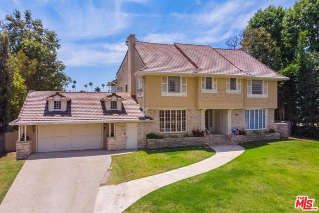619 N Canon Drive, Beverly Hills, CA 90210 (#19488744) :: The Agency