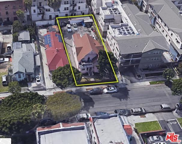 1516 W 12TH Place, Los Angeles (City), CA 90015 (#19488662) :: TruLine Realty