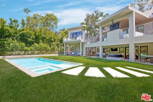 1085 Carolyn Way, Beverly Hills, CA 90210 (#19488922) :: The Agency