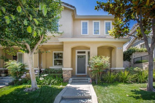 11517 Autumn Glen Court, Northridge, CA 91326 (#SR19161893) :: Randy Plaice and Associates