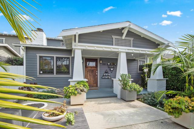 818 Milwood Avenue, Venice, CA 90291 (#219008786) :: The Parsons Team