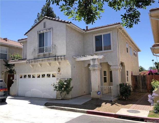 22140 Jennifer Way, Canoga Park, CA 91304 (#SR19167589) :: Randy Plaice and Associates