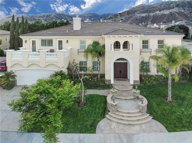 18527 Shetland Place, Granada Hills, CA 91344 (#SR19167774) :: Paris and Connor MacIvor