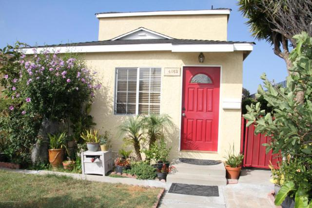 4862 Inglewood Boulevard, Culver City, CA 90230 (#819003314) :: Lydia Gable Realty Group