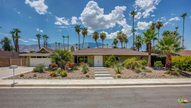 1377 S San Joaquin Drive, Palm Springs, CA 92264 (#19485650PS) :: Randy Plaice and Associates