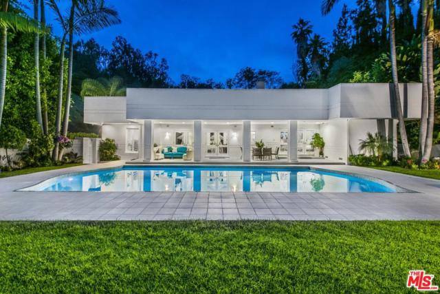 1166 San Ysidro Drive, Beverly Hills, CA 90210 (#19481714) :: The Agency