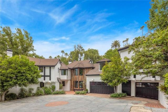 16881 Oak View Drive, Encino, CA 91436 (#SR19161655) :: Paris and Connor MacIvor