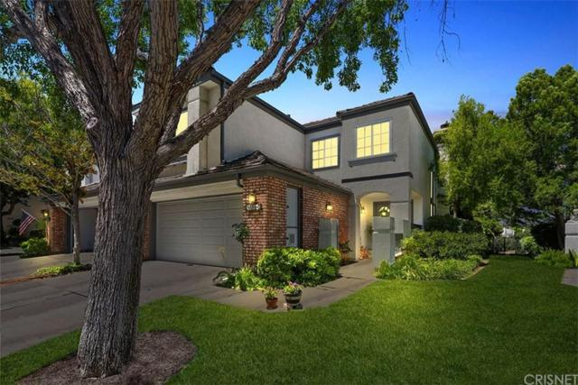 24684 Brighton Drive C, Valencia, CA 91355 (#SR19166505) :: Golden Palm Properties