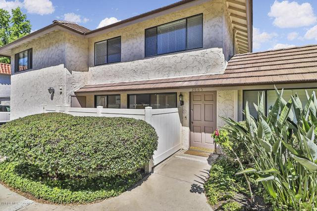 2865 Instone Court, Westlake Village, CA 91361 (#219008821) :: The Agency