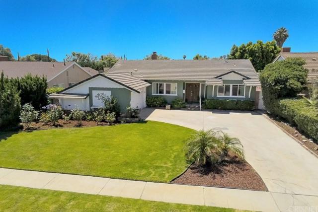 16822 Itasca Street, Northridge, CA 91343 (#SR19167187) :: Paris and Connor MacIvor