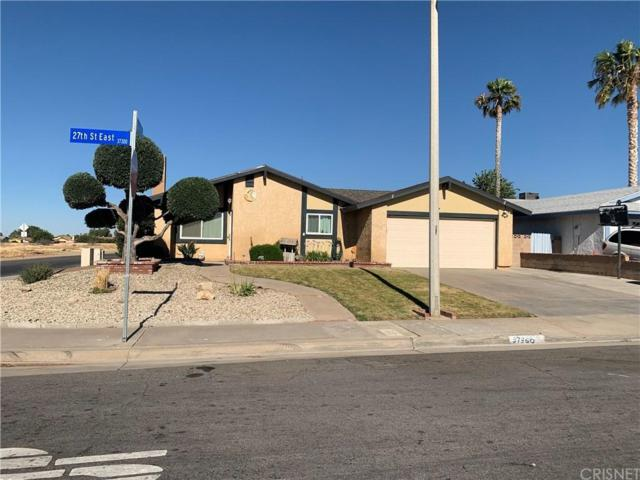 37360 27TH Street E, Palmdale, CA 93550 (#SR19168647) :: Paris and Connor MacIvor