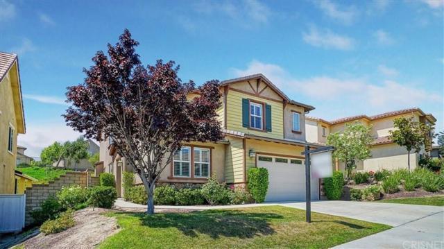 22531 Skipping Stone Drive, Saugus, CA 91350 (#SR19168349) :: Golden Palm Properties