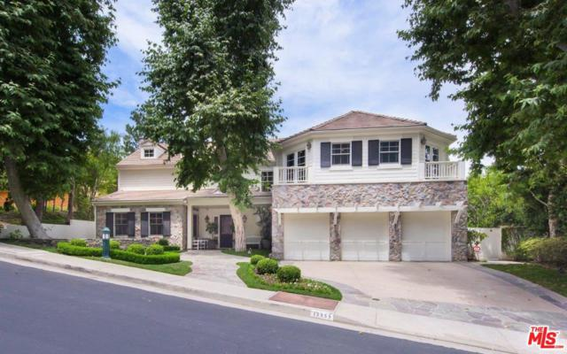 13959 Durham Road, Beverly Hills, CA 90210 (#18358692) :: The Agency