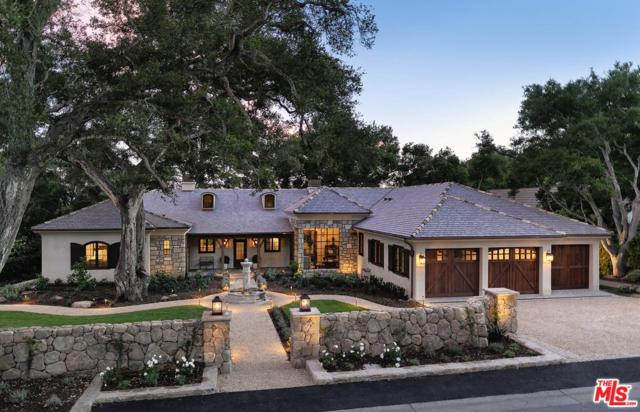 2049 Boundary Drive, Montecito, CA 93108 (#19489564) :: Lydia Gable Realty Group