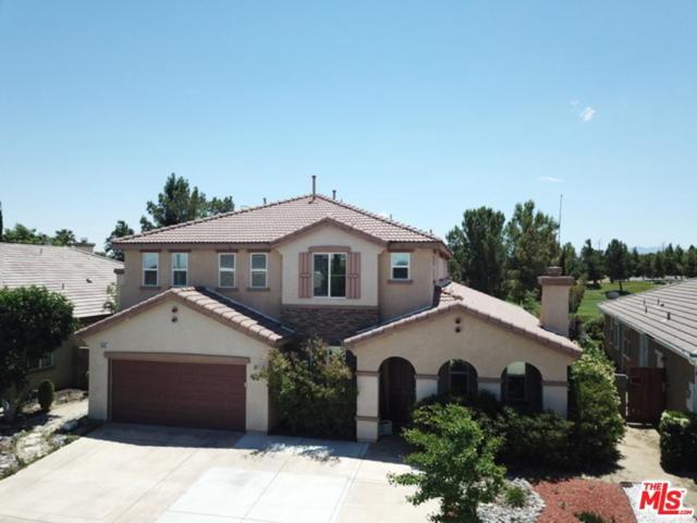 3030 Tournament Drive, Palmdale, CA 93551 (#19489580) :: Golden Palm Properties