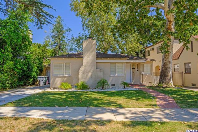 1228 Moncado Drive, Glendale, CA 91207 (#319002840) :: The Pratt Group
